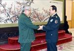 Thượng tướng Nguyễn Chí Vịnh thăm và làm việc tại Trung Quốc
