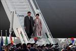 Chủ tịch Trung Quốc Tập Cận Bình đến Rome