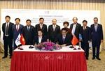 Thủ tướng dự Lễ ký kết hợp tác phát triển thị trường sản phẩm sữa Việt Nam tại Trung Quốc