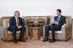 Nhiều quan chức Nga tới Syria thảo luận việc thành lập Ủy ban Hiến pháp