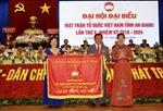 Ông Nguyễn Tiếc Hùng tái đắc cử Chủ tịch Mặt trận Tổ quốc tỉnh An Giang