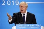 Thủ tướng Theresa May chúc mừng thắng lợi của ông Boris Johnson