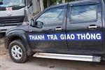 Phó chánh Thanh tra Sở GTVT An Giang bị kỷ luật vì 'chỉ thị' không xử lý xe khách của 'người quen'
