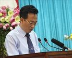 Giám đốc Sở TNMT tỉnh An Giang bị kỷ luật cảnh cáo về mặt chính quyền