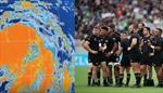 Đề phòng bão Hagibis, Nhật Bản hủy 2 trận đấu Giải vô địch bóng bầu dục thế giới