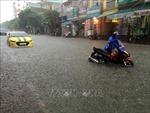 Cảnh báo tiếp diễn mưa to đến rất to từ Thanh Hóa đến Khánh Hòa