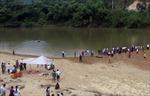 Tìm thấy thi thể ba học sinh đuối nước ở sông Ngàn Sâu