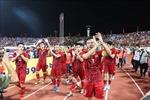 VFF thưởng 1 tỷ đồng cho đội tuyển Việt Nam sau trận thắng Malaysia