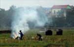 Những 'thói quen' gây ô nhiễm không khí ở Hà Nội