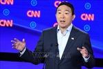 Doanh nhân Andrew Yang khởi động chiến dịch quảng cáo tranh cử tổng thống Mỹ