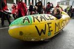Châu Âu nỗ lực đi đầu chống biến đổi khí hậu