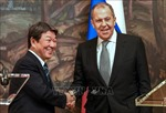 Nhật Bản và Nga nhất trí tái khởi động đàm phán về hiệp ước hòa bình