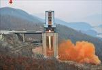Mỹ hy vọng Triều Tiên kiềm chế thử hạt nhân và thử tên lửa tầm xa
