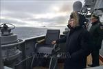 'Thuyền trưởng' Putin và 'cú bẻ lái' chấn động