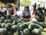 Công đoàn hỗ trợ tiêu thụ nông sản mùa dịch COVID-19