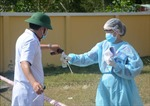 Kiểm soát lây nhiễm virus SARS-CoV-2 trong cơ sở y tế