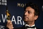 Vĩnh biệt Irrfan Khan - diễn viên đóng vai phản diện trong 'Triệu phú khu ổ chuột'