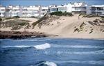 Cảnh báo về cuộc cạnh tranh nguồn cát thiên nhiên