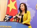 Trao công hàm phản đối, yêu cầu Trung Quốc bồi thường thỏa đáng các thiệt hại cho ngư dân Việt Nam