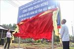 Khởi công xây dựng cầu Nàng Mau 2 tại Hậu Giang