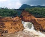 Vỡ đập Đầm Thìn, huyện Cẩm Khê: Bí thư Tỉnh ủy Phú Thọ yêu cầu xử lý khẩn cấp