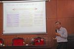 Tìm giải pháp chống sạt lở bờ sông Krông Nô
