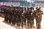 Các nước Nam Á diễn tập quân sự chung