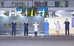 Bệnh viện C Đà Nẵng: Thắp lên ngọn lửa niềm tin đẩy lùi dịch COVID-19