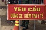 Cà Mau tạm dừng các chốt kiểm soát nhưng vẫn đảm bảo công tác phòng, chống dịch