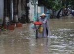 Vùng xoáy thấp gây mưa lớn tại Bắc Bộ từ đêm 15/8 đến ngày 20/8