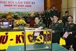 Đại hội Đảng bộ Quân đội bầu 43 đại biểu chính thức dự Đại hội Đảng toàn quốc