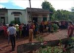 Sét đánh khiến 2 người tử vong khi đang gặt lúa