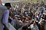 Giẫm đạp tại sân vận động ở Afghanistan làm 15 người thiệt mạng