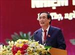 Ông Bùi Minh Châu tiếp tục được bầu giữ chức Bí thư Tỉnh ủy Phú Thọ