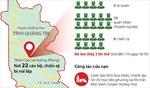 Sạt lở đất tại Quảng Trị: 22 cán bộ, chiến sỹ bị vùi lấp