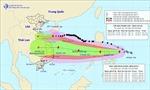 Bão số 8 gây mưa to từ Nghệ An đến Thừa Thiên - Huế, bão số 9 đang mạnh thêm