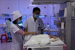 Bé gái bị bỏ rơi ở Bệnh viện Sản Nhi Yên Bái đã được mẹ đón về nuôi dưỡng