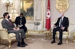 Mỹ và Tunisia tăng cường hợp tác quân sự