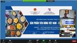 Hội nghị giao thương trực tuyến sản phẩm tiêu dùng Việt Nam - Israel