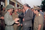 Đại tướng Lê Đức Anh:Trọn đời cống hiến cho sự nghiệp cách mạng