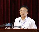 Bộ trưởng Lê Thành Long: Cần tập trung giải quyết dứt điểm các vụ án lớn, phức tạp