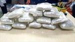 Phát hiện hơn 20 kg ma túy trong kiện hàng gửi chuyển phát nhanh