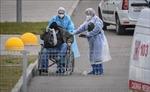 Nga lại trải qua một ngày có số ca mắc COVID-19 và tử vong cao nhất