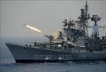 Ấn Độ, Singapore, Thái Lan tập trận hải quân chung