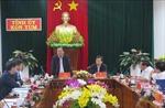 Thứ trưởng Lê Minh Hoan: Kon Tum cần phát triển hợp tác xã, kết nối tiêu thụ sản phẩm