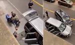 Xe Range Rover lao vào khu vực đi bộ tại Đức làm ít nhất 2 người thiệt mạng