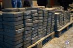 Ecuador thu giữ 1,3 tấn ma túy giấu trong container
