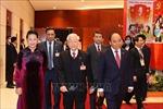 Tổng Bí thư, Chủ tịch nước Nguyễn Phú Trọng dự phiên họp trù bị Đại hội XIII của Đảng