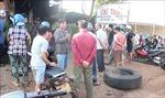 Chủ garage ô tô tử vong do nổ lốp xe