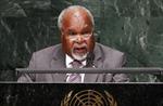 Thủ tướng gửi điện chia buồn nguyên Thủ tướng Papua New Guinea từ trần